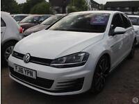 Volkswagen Golf 2.0 TDI 184 GTD 5dr Nav/Leather