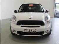 Mini Countryman Cooper S 1.6 ALL4 5dr Chili Pack