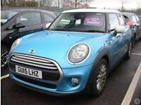 Mini Cooper 1.5D 5dr Chili/Media Pack