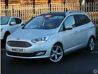 Ford Grand C-Max 2.0 TDCI 150 Titanium X 5dr 18in for sale  Castle Donington, Derbyshire