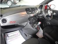 Fiat 500 1.2 S 3dr 16in Alloys