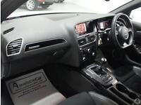 Audi A4 2.0 TDI 177 Quattro Black Edition 4dr