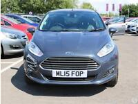 Ford Fiesta 1.0 E/B 125 Titanium X 3dr Leather