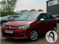 Used, Citroen C4 1.6 BlueHDi 120 Flair 5dr for sale  Cannock, Staffordshire