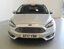 Ford Focus 1.5 TDCi Zetec Edition 5dr App Pack Nav
