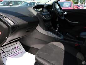Ford Focus 1.5 TDCi Zetec 5dr Nav App Pack