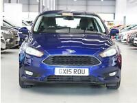Ford Focus 1.6 TDCi Zetec Navigation 5dr