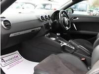 Audi TT Roadster 2.0 TDi 170 Quattro Black Edition