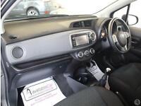 Toyota Yaris 1.33 VVT-i TR 5dr Nav