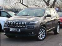 Jeep Cherokee 2.0 CRD 140 Longitude 5dr 2WD