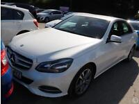 Mercedes Benz E E E220 2.1 CDI SE Command 4dr