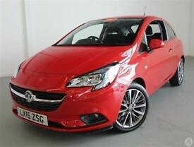 Vauxhall Corsa 1.2 Excite 3dr 17in Alloys