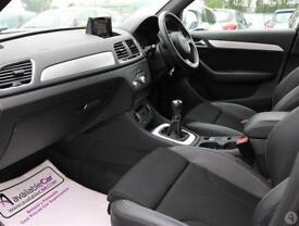 Audi Q3 2.0 TDI 150 S Line 5dr 2WD