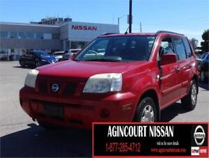 2005 Nissan X-Trail LE 4WD|AS-IS SUPERSAVER