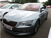 Skoda Superb 2.0 TDI 150 Laurin + Klement 5dr Auto