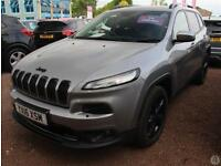 Jeep Cherokee 2.2 Multijet 200 Night Eagle 5dr Aut