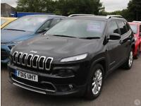 Jeep Cherokee 2.0 CRD 140 Limited 5dr