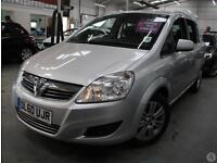 Vauxhall Zafira 1.8 VVT Design 5dr