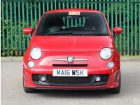 Abarth 595 1.4 T-Jet 140 3dr 17in Alloys