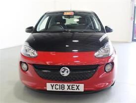 Vauxhall Adam 1.2 Energised Black Jack 3dr