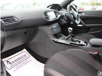 Peugeot 308 1.2 PureTech 130 GT Line 5dr