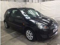 2007 Ford Fiesta 1.4 TDCI Style Climate, MOT 4/10.2018, 6 Months Warranty included