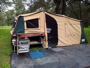 Off road camper trailer Maryborough Central Goldfields Preview