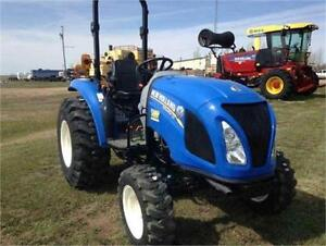 NEW 2014 Boomer 33 Compact Tractor