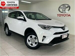 2018 Toyota RAV4 ASA44R MY18 GX (4x4) Glacier White 6 Speed Automatic Wagon Parramatta Park Cairns City Preview