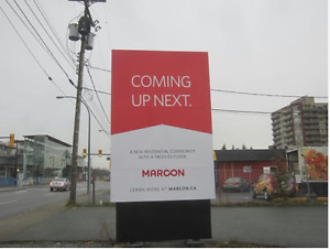 Missed 567 CLARKE Presale? VIP Burquitlam condo don't miss out
