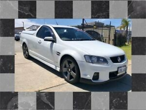 2012 Holden Commodore VE II MY12 SV6 Thunder 6 Speed Manual Utility Wangara Wanneroo Area Preview