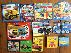THINGS THAT GO board books $2 each or all 12 for $20