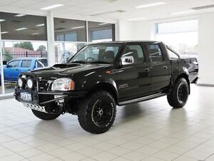 2014 Nissan Navara D22 Series 5 ST-R (4x4) Black 5 Speed Manual Dual Cab Pick-up Morley Bayswater Area Preview