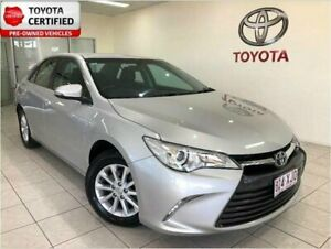 2017 Toyota Camry ASV50R MY16 Altise Silver 6 Speed Automatic Sedan Bungalow Cairns City Preview