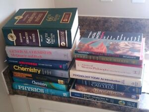 Books physics chemistry philosophy
