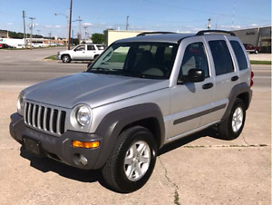 Nice 2003 Jeep Liberty for Sale!!