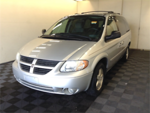 2007 Dodge Grand Caravan 7-Passenger! Rear Air! Stow N Go!