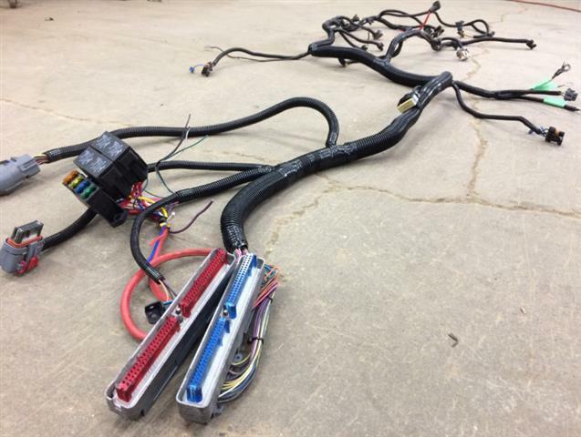 LS Wire Harness with PCM Computer Tuning - LS1 LT1 Vortec | Transmission &  Drivetrain | Oshawa / Durham Region | Kijiji