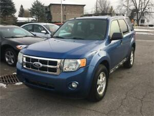 2010 Ford Escape XLT 4x4 V6
