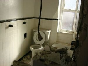 INTERIOR DEMOLITION Cambridge Kitchener Area image 2