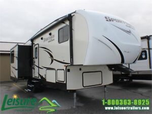 2018 KZ SPORTSMEN 293RL Fifth Wheel