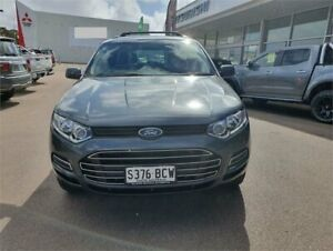 2014 Ford Territory SZ TX Grey Sports Automatic Wagon Whyalla Whyalla Area Preview