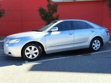 2007 Toyota Camry ACV40R Altise Silver 5 Speed Automatic Sedan Beckenham Gosnells Area Preview