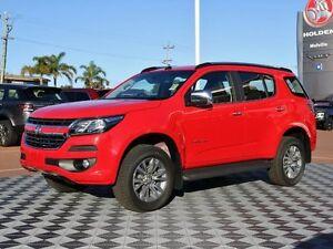 2017 Holden Trailblazer RG MY17 LTZ Absolute Red 6 Speed Sports Automatic Wagon