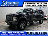 2008 Ford Super Duty F-350 SRW FX4 *INSTANT APPROVAL* $189/BW! Calgary Alberta Preview