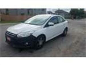 2012 Ford Focus SE, Certified