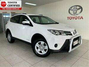 2014 Toyota RAV4 ALA49R MY14 Upgrade GX (4x4) Glacier White 6 Speed Automatic Wagon Parramatta Park Cairns City Preview