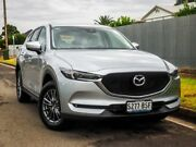 2017 Mazda CX-5 KF2W7A Maxx SKYACTIV-Drive FWD Sport Sonic Silver 6 Speed Sports Automatic Wagon West Hindmarsh Charles Sturt Area Preview