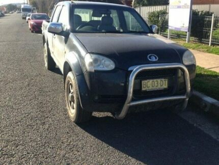 2009 Great Wall V240 K2 Super Luxury 5 Speed Manual Utility Taminda Tamworth City Preview