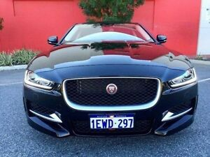 2015 Jaguar XE X760 MY16 25T R-Sport Black 8 Speed Sports Automatic Sedan Cannington Canning Area Preview